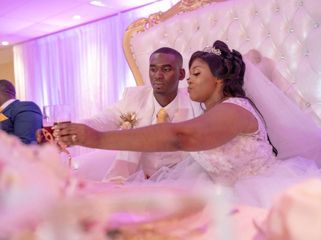 Shakera and Deandre's Wedding in Nassau, Bahamas 3