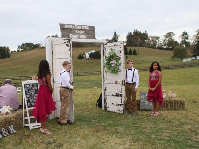 Chandler and Katie's Wedding in Princeton, West Virginia 10