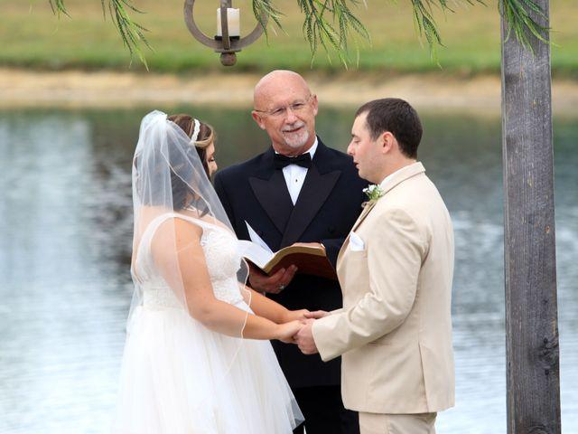 Chandler and Katie's Wedding in Princeton, West Virginia 12