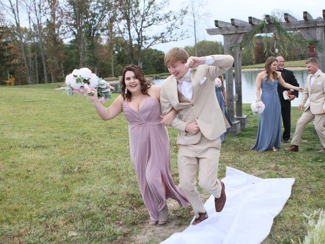 Chandler and Katie's Wedding in Princeton, West Virginia 13