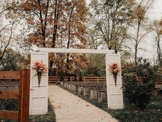 Joyce and George's Wedding in Lithopolis, Ohio 6