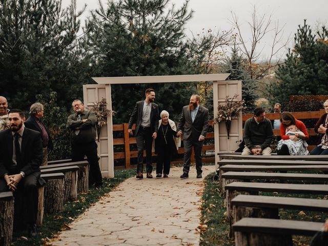 Joyce and George's Wedding in Lithopolis, Ohio 20