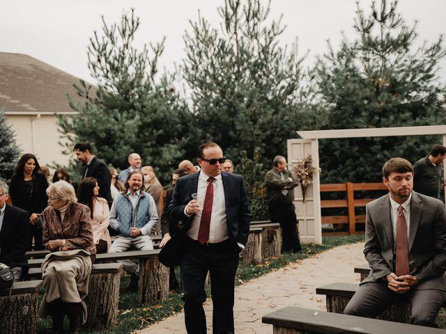 Joyce and George's Wedding in Lithopolis, Ohio 21