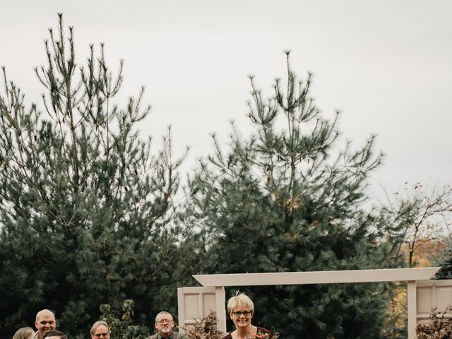 Joyce and George's Wedding in Lithopolis, Ohio 22