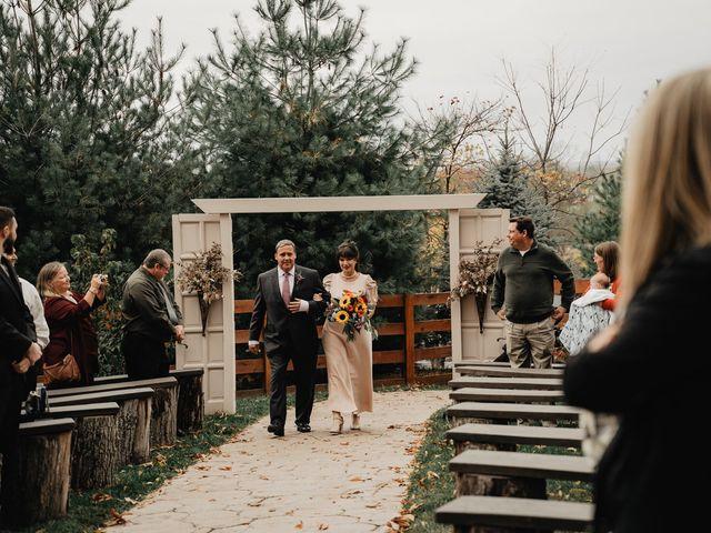 Joyce and George's Wedding in Lithopolis, Ohio 24