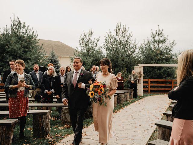 Joyce and George's Wedding in Lithopolis, Ohio 25