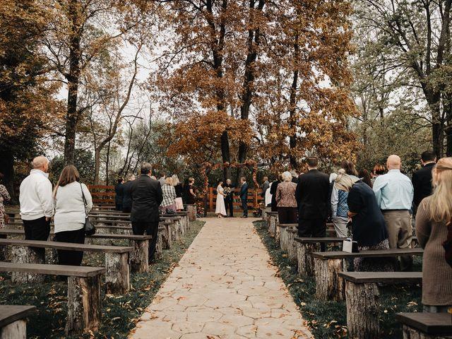 Joyce and George's Wedding in Lithopolis, Ohio 1