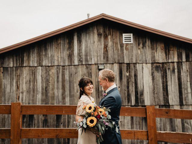 Joyce and George's Wedding in Lithopolis, Ohio 2