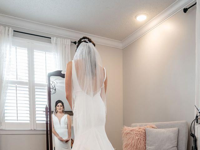 Bryan and Melissa's Wedding in Cottleville, Missouri 5