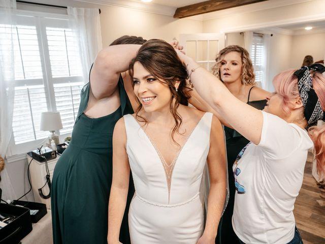 Bryan and Melissa's Wedding in Cottleville, Missouri 6