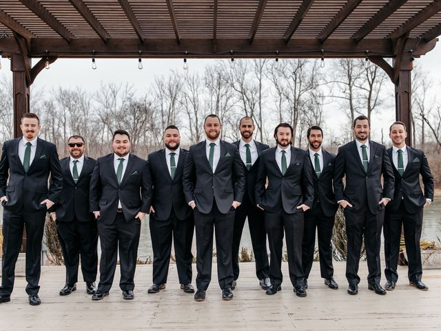 Bryan and Melissa's Wedding in Cottleville, Missouri 10