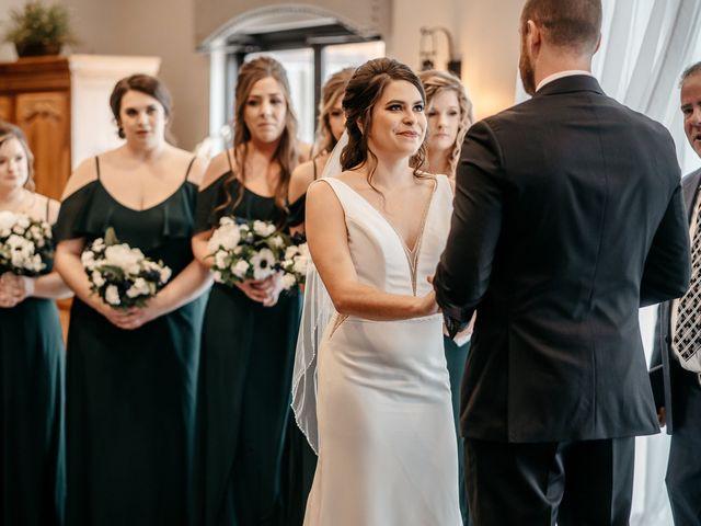 Bryan and Melissa's Wedding in Cottleville, Missouri 11
