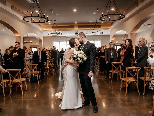 Bryan and Melissa's Wedding in Cottleville, Missouri 12
