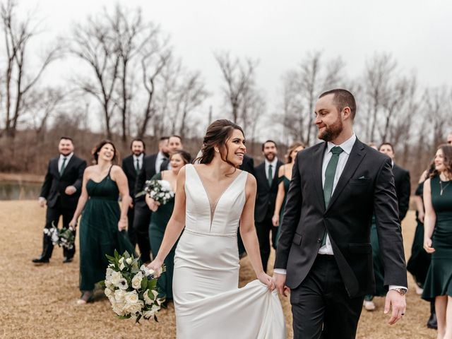 Bryan and Melissa's Wedding in Cottleville, Missouri 2