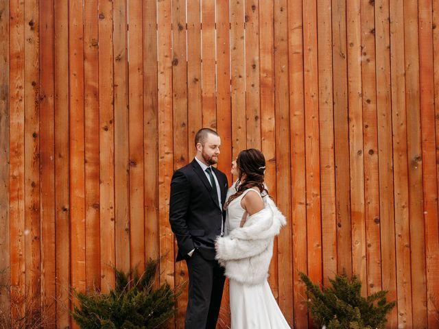 Bryan and Melissa's Wedding in Cottleville, Missouri 13