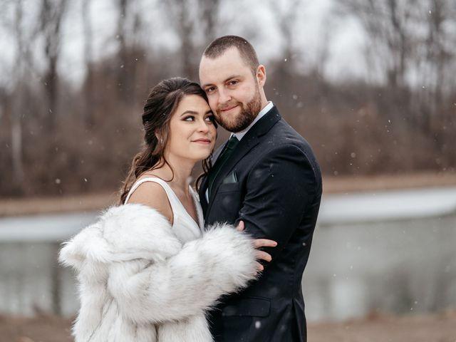 Bryan and Melissa's Wedding in Cottleville, Missouri 14
