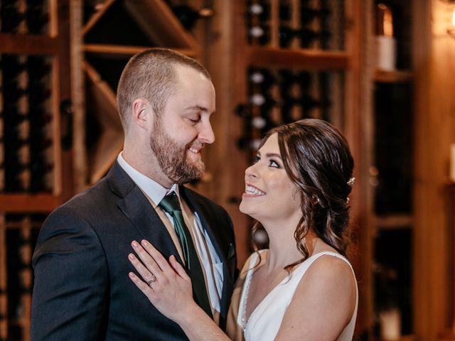 Bryan and Melissa's Wedding in Cottleville, Missouri 16