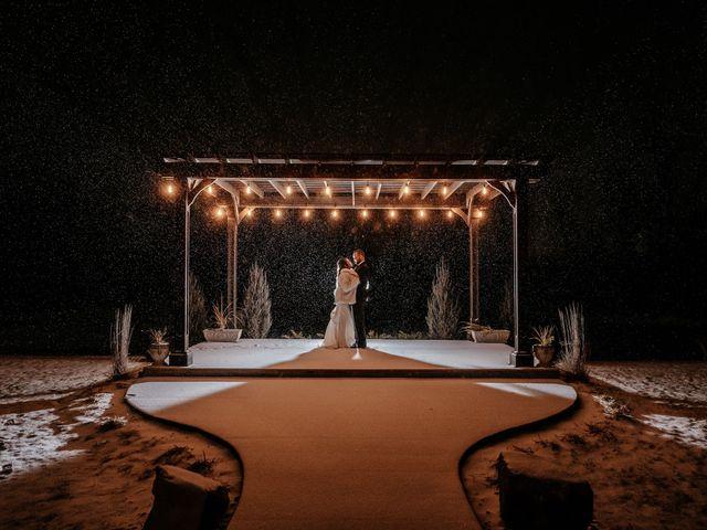 Bryan and Melissa's Wedding in Cottleville, Missouri 19
