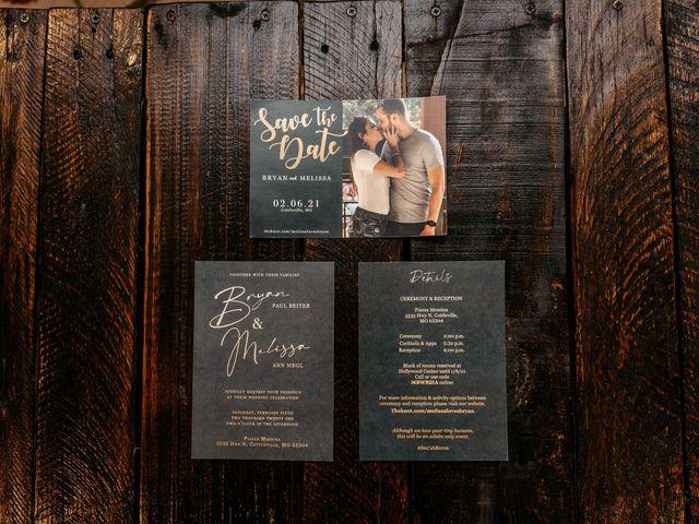 Bryan and Melissa's Wedding in Cottleville, Missouri 15