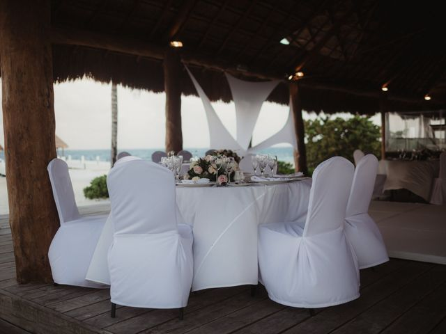 Layla and Kevin's Wedding in Cancun, Mexico 2
