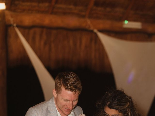 Layla and Kevin's Wedding in Cancun, Mexico 8