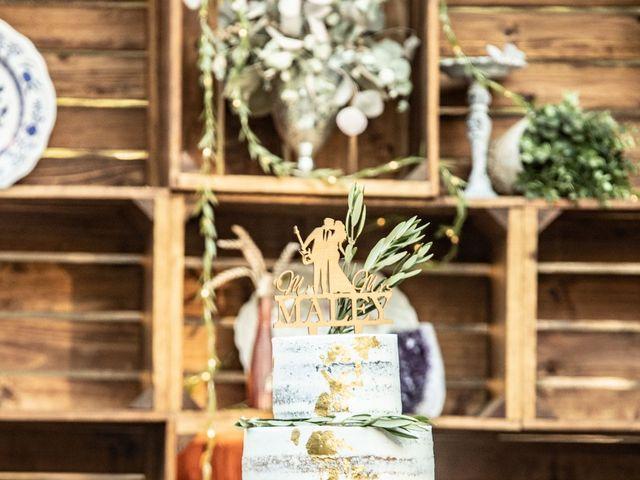 Hailee and Benjamin's Wedding in Oak Glen, California 4
