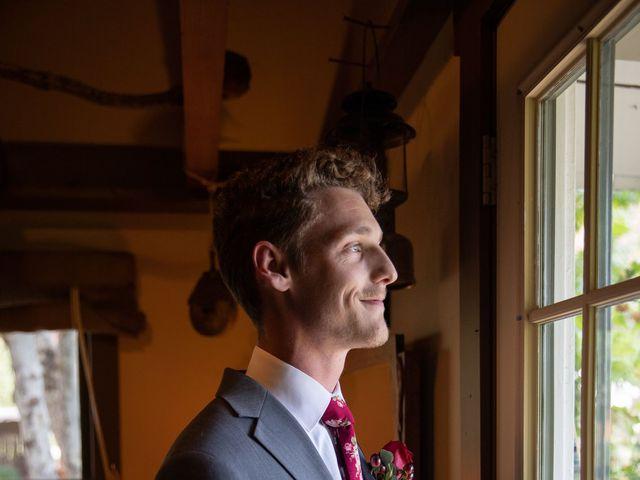 Hailee and Benjamin's Wedding in Oak Glen, California 5