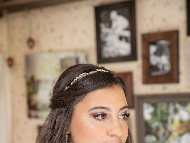 Hailee and Benjamin's Wedding in Oak Glen, California 9