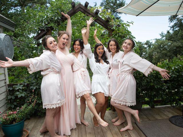 Hailee and Benjamin's Wedding in Oak Glen, California 11