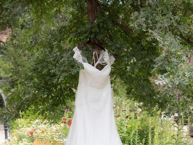 Hailee and Benjamin's Wedding in Oak Glen, California 12
