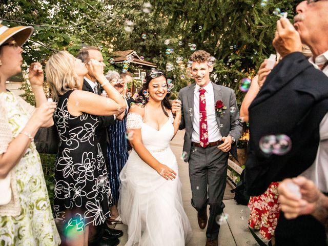 Hailee and Benjamin's Wedding in Oak Glen, California 1