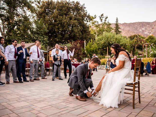 Hailee and Benjamin's Wedding in Oak Glen, California 13