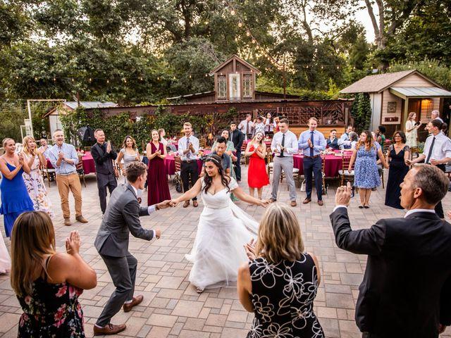 Hailee and Benjamin's Wedding in Oak Glen, California 14
