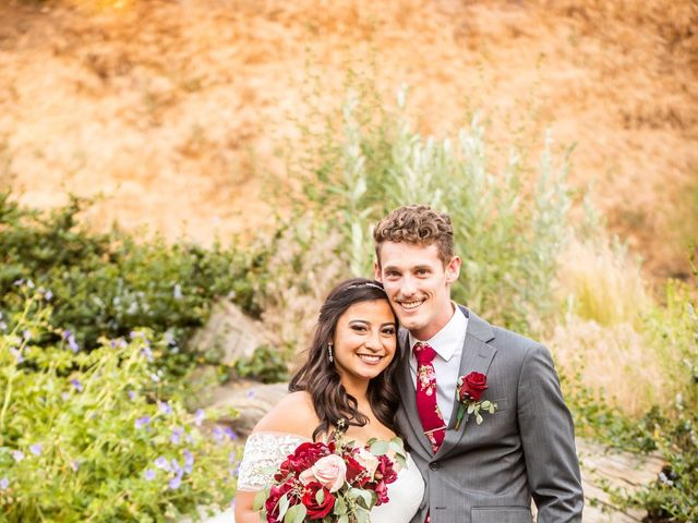 Hailee and Benjamin's Wedding in Oak Glen, California 15