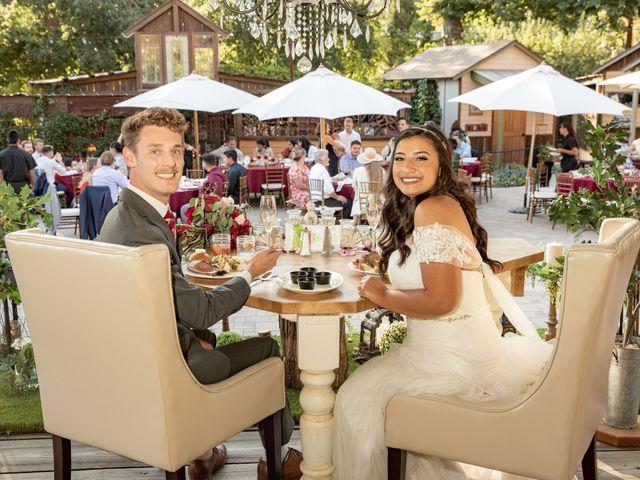 Hailee and Benjamin's Wedding in Oak Glen, California 18