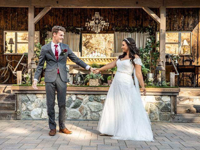 Hailee and Benjamin's Wedding in Oak Glen, California 20
