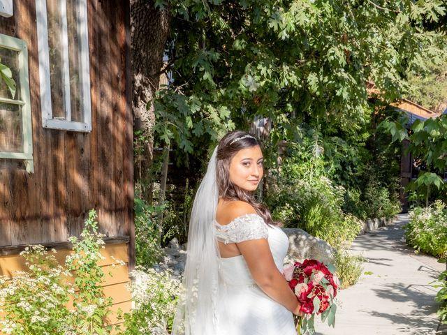 Hailee and Benjamin's Wedding in Oak Glen, California 21