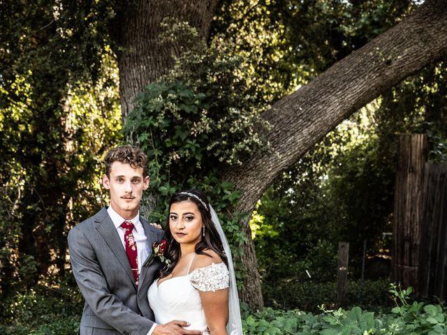 Hailee and Benjamin's Wedding in Oak Glen, California 2