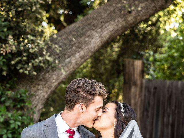 Hailee and Benjamin's Wedding in Oak Glen, California 23