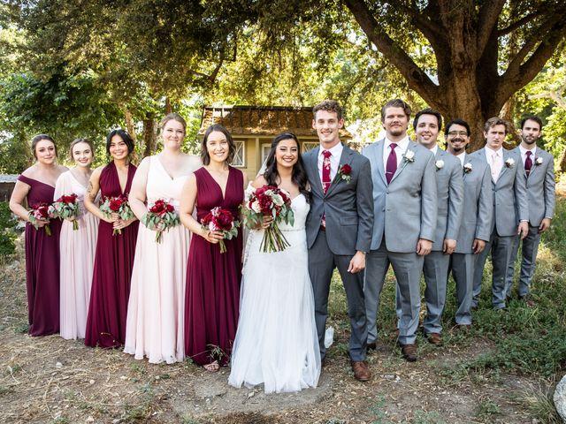 Hailee and Benjamin's Wedding in Oak Glen, California 24