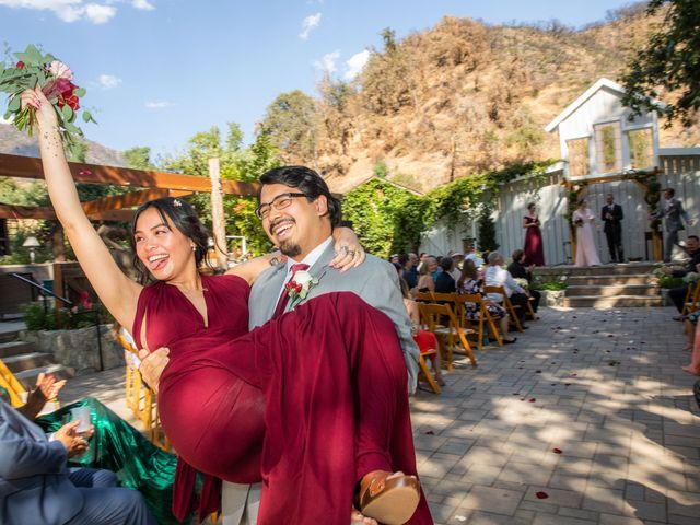 Hailee and Benjamin's Wedding in Oak Glen, California 25