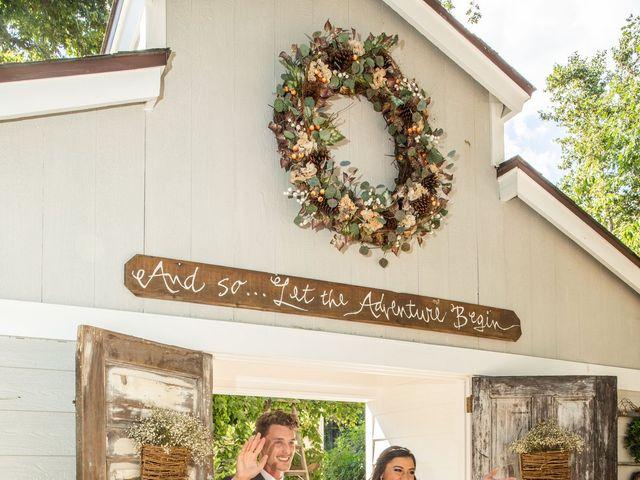 Hailee and Benjamin's Wedding in Oak Glen, California 26