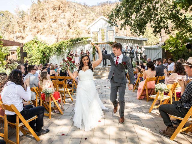 Hailee and Benjamin's Wedding in Oak Glen, California 27