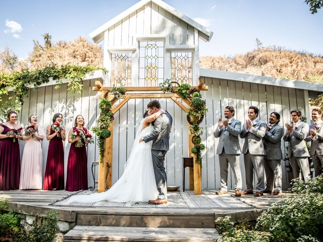 Hailee and Benjamin's Wedding in Oak Glen, California 28