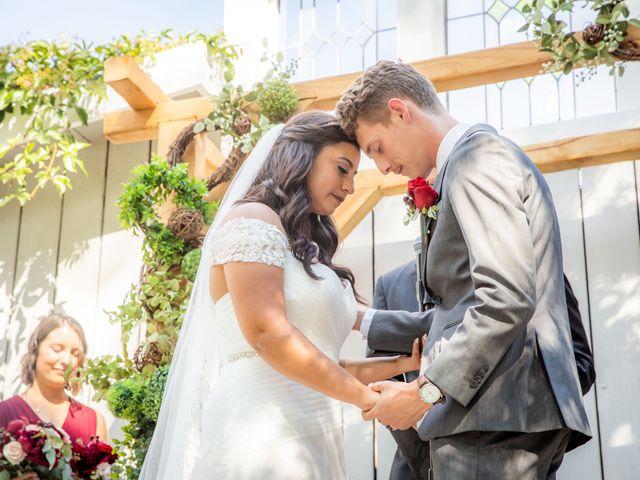 Hailee and Benjamin's Wedding in Oak Glen, California 30