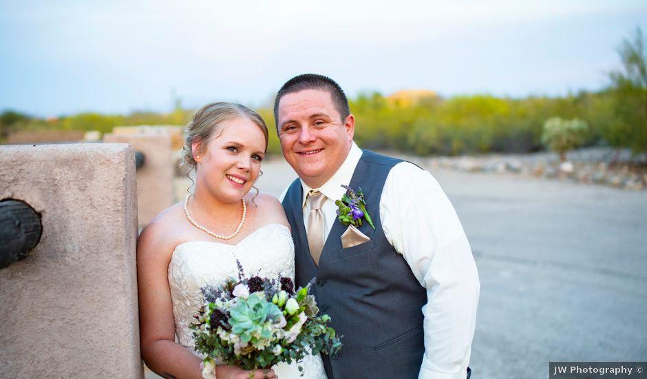 Noah and Chelsea's Wedding in Tucson, Arizona