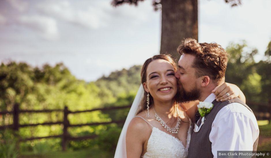 Sam and Emily's Wedding in Asheville, North Carolina