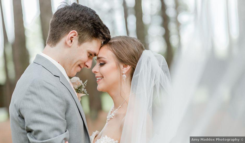 Sam and Kristen's Wedding in Magnolia, Texas