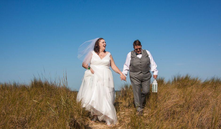 Kris and Ivy's Wedding in Norfolk, Virginia