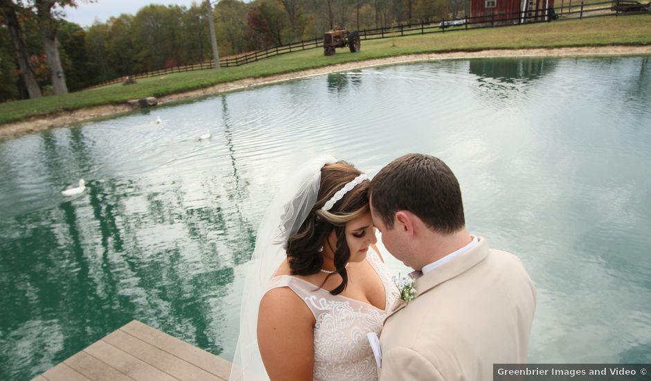 Chandler and Katie's Wedding in Princeton, West Virginia